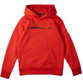 O'Neill Rutile Hooded Fleece Boys, rouge